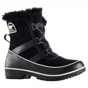 Black SOREL Women's Tivoli Ii Snow Boot